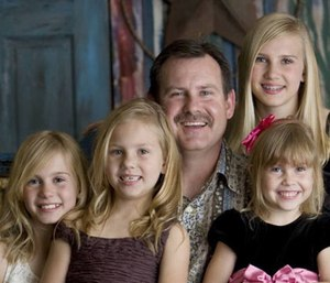 Captain Chris Fitzmaurice leaves behind his wife and four daughters. (Photo/GoFundMe)