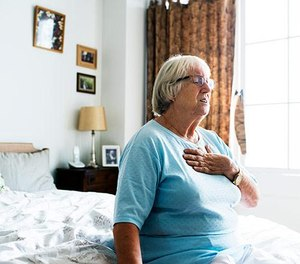 The next step is for researchers to test the algorithms and turn it into an app in order to ensure that the system doesn't classify different types of breathing as agonal breathing. (Photo/ University of Washington)