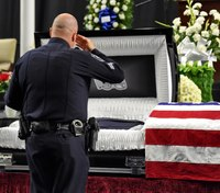 Fallen SC officer mourned as a hero