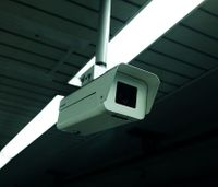 Will surveillance cameras deter inappropriate activity at the fire station?