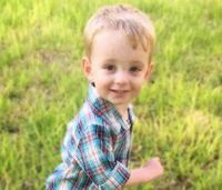 Boy, 2, made honorary firefighter after losing cancer fight