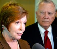 CDC director resigns over financial conflicts