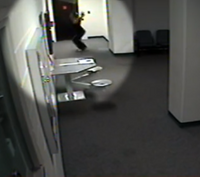 Video: Newly-released inmate makes break through ceiling of Colo. jail
