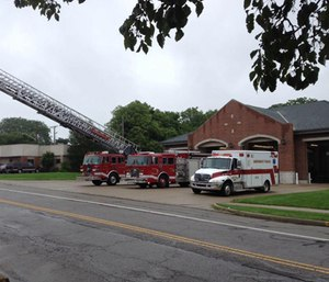 A jury awarded $3.35 million Wednesday to a former Circleville firefighter who sued the city, alleging years of harassment and discrimination. (Photo/CFD)
