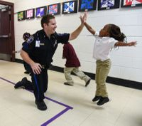 Photos: 'Community Policing in Action' photo contest winners announced
