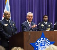 Chicago to boost police force by 500 officers, promote hundreds