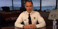 Video: Fire chief speaks out after repeated vandalism
