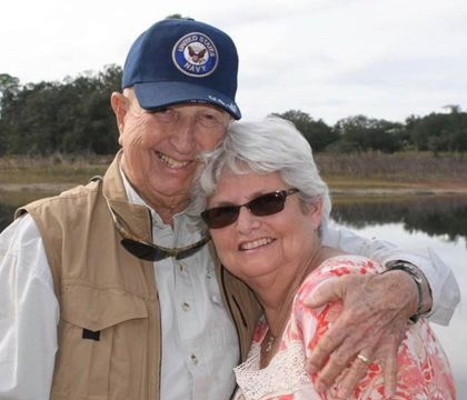 Fla. city mourns loss of beloved retired fire chief