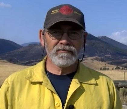 Mont. fire chief wins national fire mitigation award