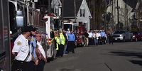 Va. fire chief with cancer welcomed home from hospital
