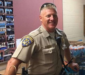 Pictured is Officer Kirk Griess. (Photo/CHP Solano Via Facebook)