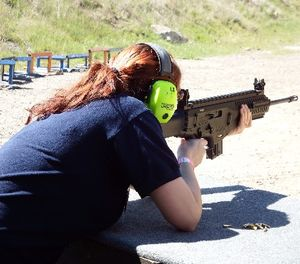You owe it to yourself, your coworkers and your family to get the best training. (Photo/PoliceOne, Chrystal Fletcher)