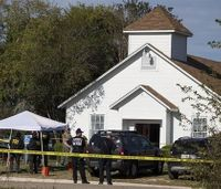 First responders share horror of Texas church shooting scene