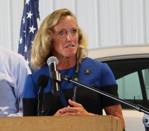 Pictured is Claire DeMatteis. (Photo/Delaware.gov)