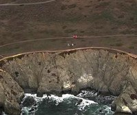 Hero of the Week: Medics rappel down 230-foot cliff to rescue boy