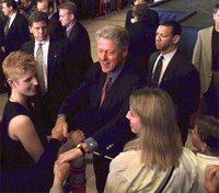 What it was like to be Secret Service during the Clinton Administration
