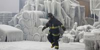 Would you rather fight a fire in the cold or the heat?