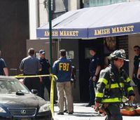 Carbon monoxide leak sickens 32 people in NYC