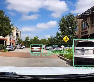 Because the analytics technology is open to third party developers, the door is open for features such as weapon identification, facial recognition, and alerts to prevent ambush attacks. (Photo/Coban)