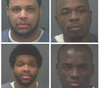 4 inmates found guilty of attack on COs