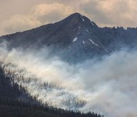 Experts: Colo. faces potentially devastating wildfire season