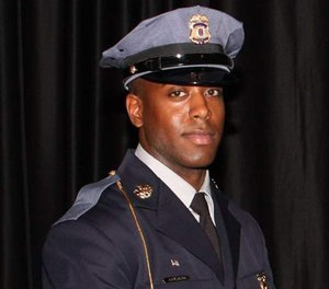 Officer Jacai Colson. (PGCPD Image)