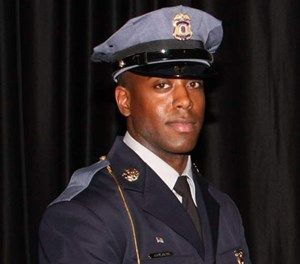 Pictured is Officer Jacai Colson. (Photo/PGCPD)