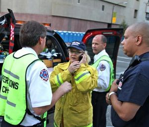 Quickly capturing and sharing vital information is key to the safe, effective and efficient conduct of emergency operations. (Photo/City of San Jose)