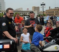 Cops and kids: Why the future of American law enforcement is 'child's play'