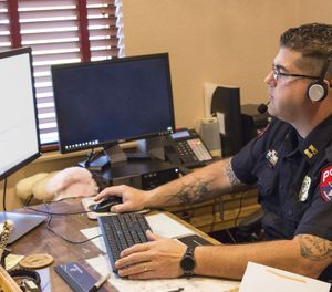 The CLOUD act goes a long way to help law enforcement track evidence around the world. (Photo/PoliceOne)