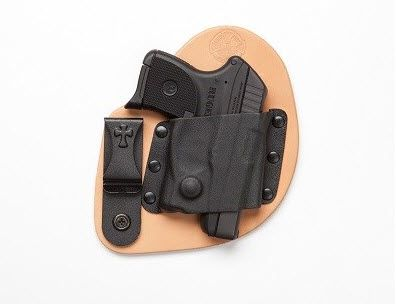 Soft Leather Holster For H&k Usp iwb Conceal Carry. Open-Minded Inside The Pants
