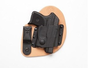 Crossbreed Microclip holster, one of the five comfortable IWB concealed carry holsters we've selected. (Photo/Crossbreedholsters)