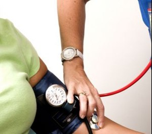If it were easy to auscultate a blood pressure, we wouldn't be posting tips and tricks on how to do it every year or so. (Photo/Pixnio)
