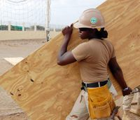 An increase in wood construction is a danger to firefighter safety