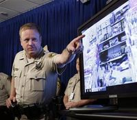 Vegas police had 3 prior talks with cop killers