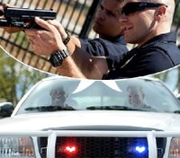 Report: 67% of body cam footage just cops talking about how great 'End of Watch' was