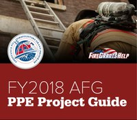 Download your 2018 AFG PPE Project Guide