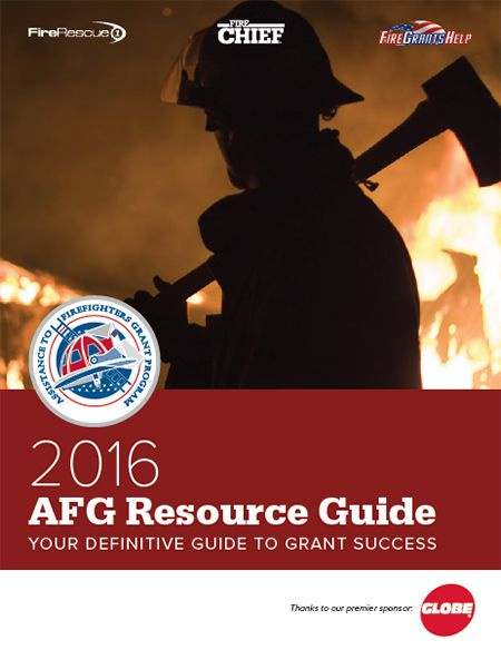 2016 AFG Resource Guide