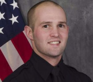 Pictured is Officer Jaimie Cox. (Photo/Rockford PD)