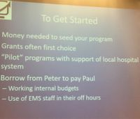 Community paramedicine growth, payment explained at Wis. EMS conference