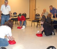 EMS and the evolution of first aid training