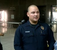 Calif. cop saves minutes-old newborn with CPR