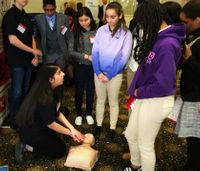NJ students stress need for stricter CPR requirements