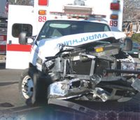 Fatigue reporting processes reduce ambulance crash risk