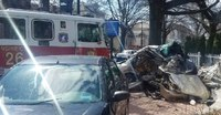 Family of man killed in DC fire truck crash files $15M lawsuit
