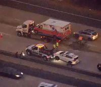 Calif. ambulance crash prompts officials to urge drivers to pull over