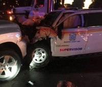 SC county sued by family of woman killed in EMS vehicle crash