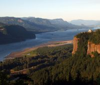 Firefighters work to restore Columbia River Gorge after wildfire