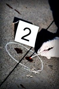 Officer training to improve crime scene processing