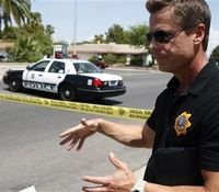 2 dead, 2 hurt in Nev. crime spree
